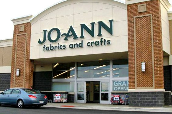 JoAnn Fabrics and Crafts store building