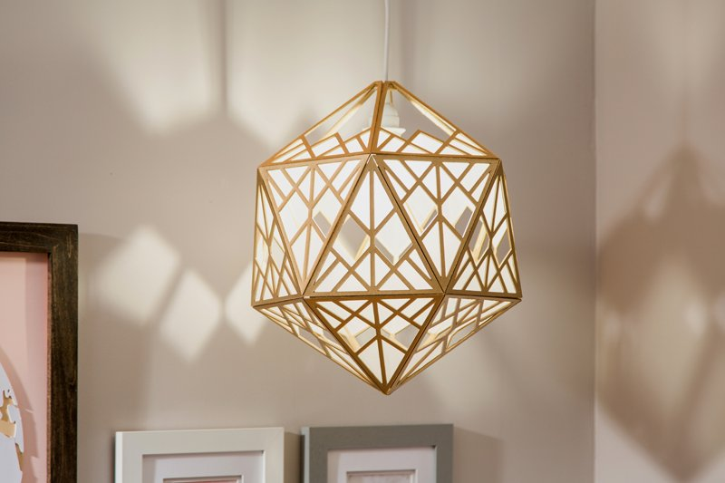 cricut lighting project