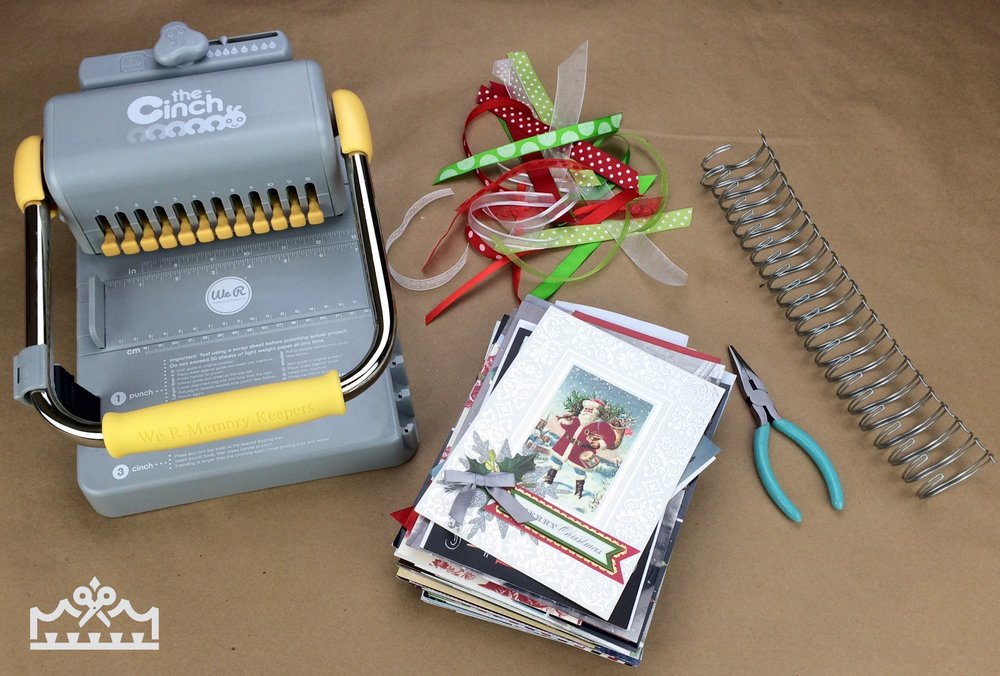 supplies for christmas cardmaking