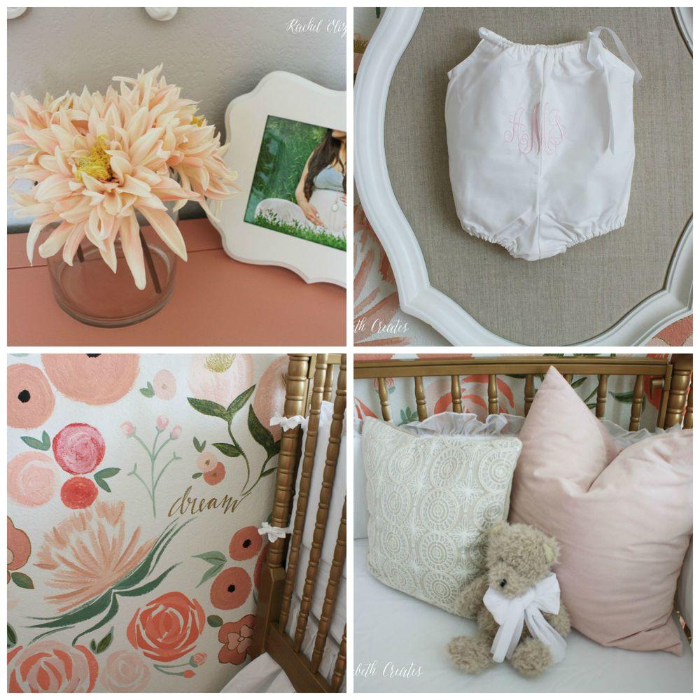 Rachel McGee baby nursey room decor ideas