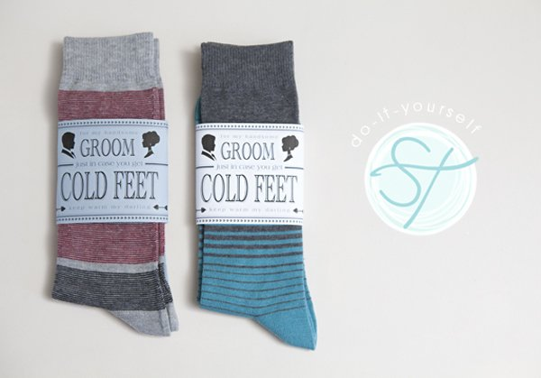 Cold Feet free printable by Something Turquoise