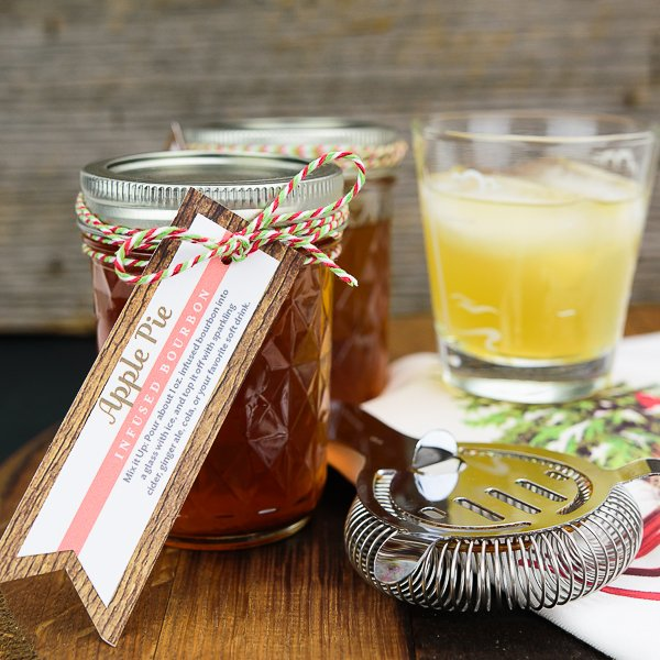 Infused Bourbon gift