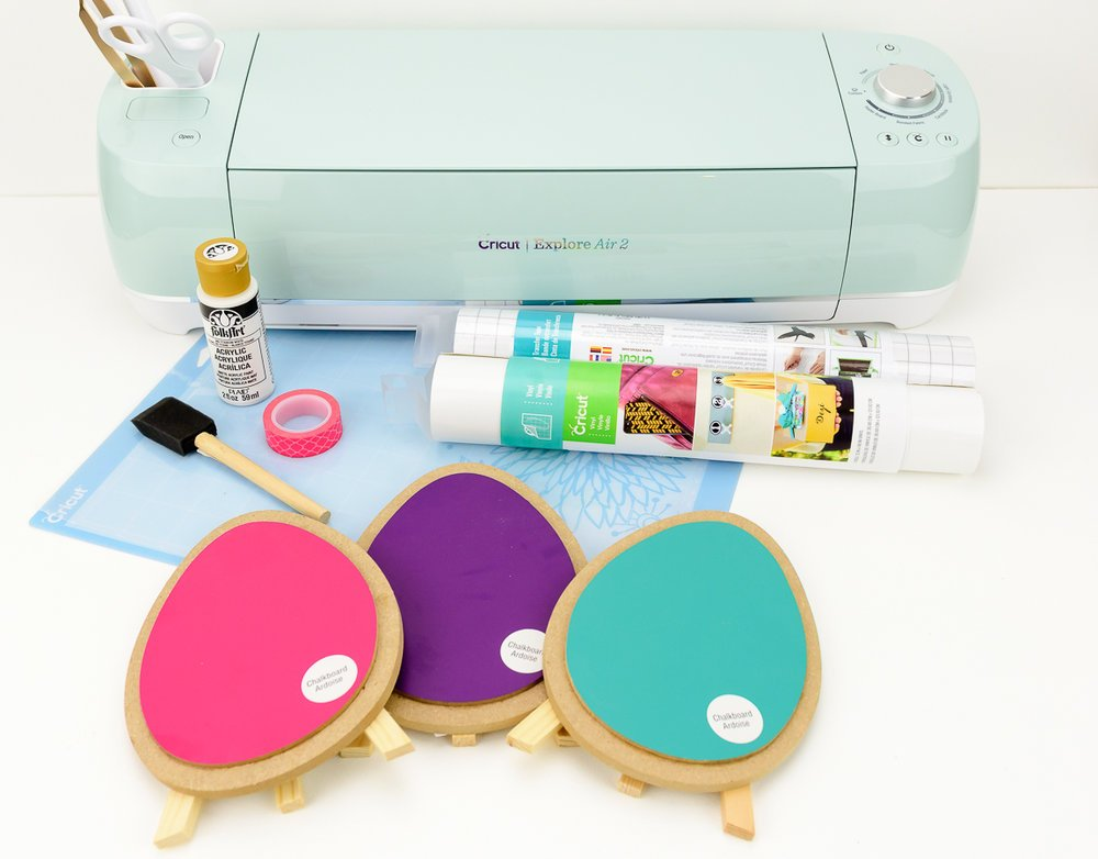 Michael Easter craft supplies and cricut machine