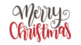 Merry Christmas svg file