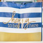 reusable shopping bag with cricut