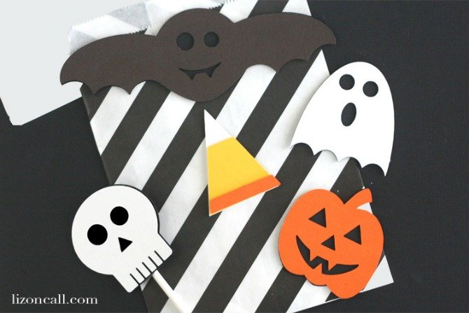 halloween cut files from Liz on Call