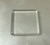 jewelry pendant tray glass