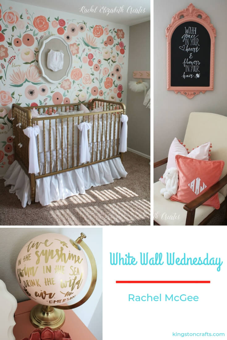 White Walls Wednesday – Rachel McGee - The Kingston Home: White Walls is an online community dedicated to helping military families make home wherever Uncle Sam sends them. Every Wednesday I will be introducing you to a military spouse and sharing his/her creativity and a little bit about them. Today, we will meet Rachel McGee! via @craftykingstons