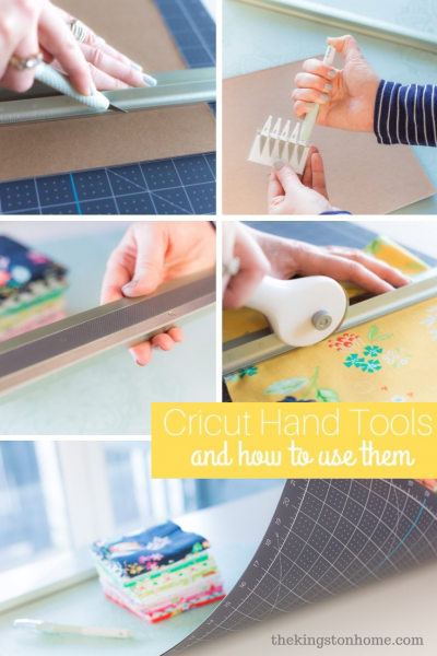 Cricut Tools and How to Use Them - The Kingston Home