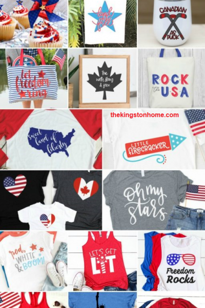 16 Patriotic SVGS - The Kingston Home
