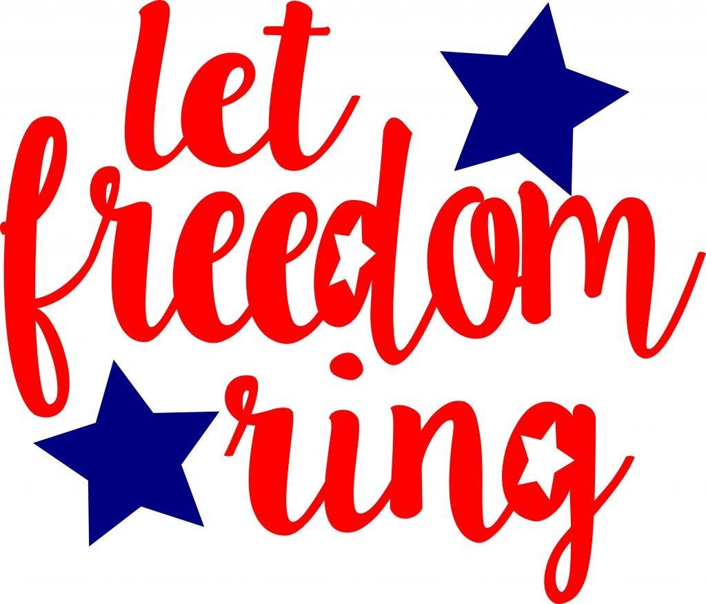 let freedom ring svg file
