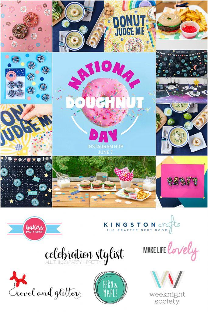 national doughnut day ideas