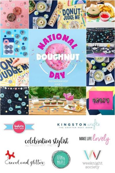 national doughnut day ideas