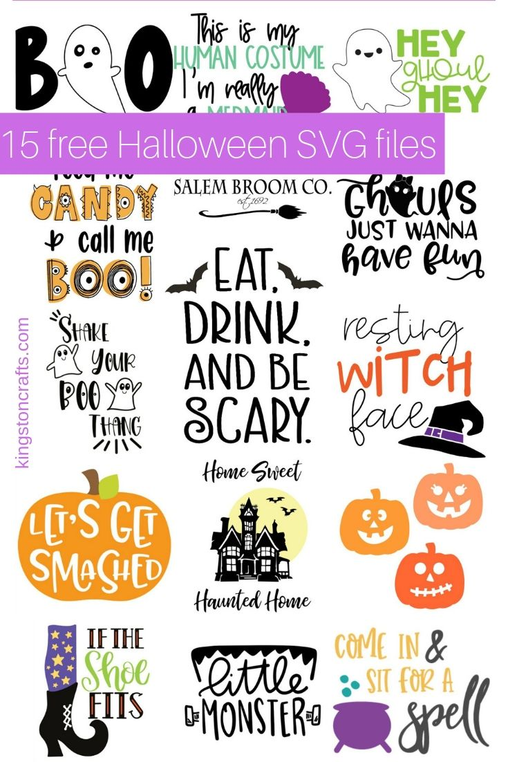 15 Free Halloween Svg Files The Kingston Home