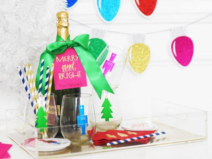 Personalized Christmas Hostess Gift Ideas
