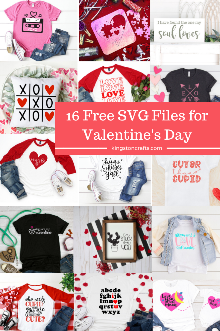 16 free svig files for valentine's day