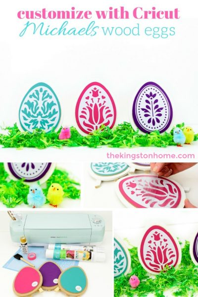 wooden easter egg diy