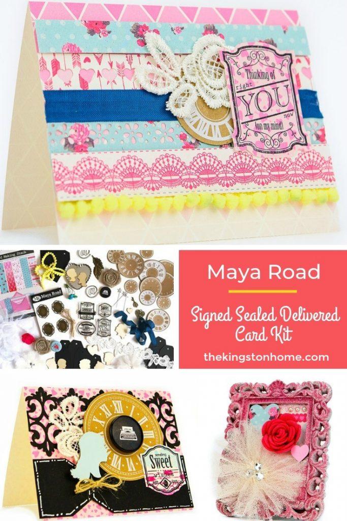 Maya Road Signed Sealed Delivered Kit - The Kingston Home