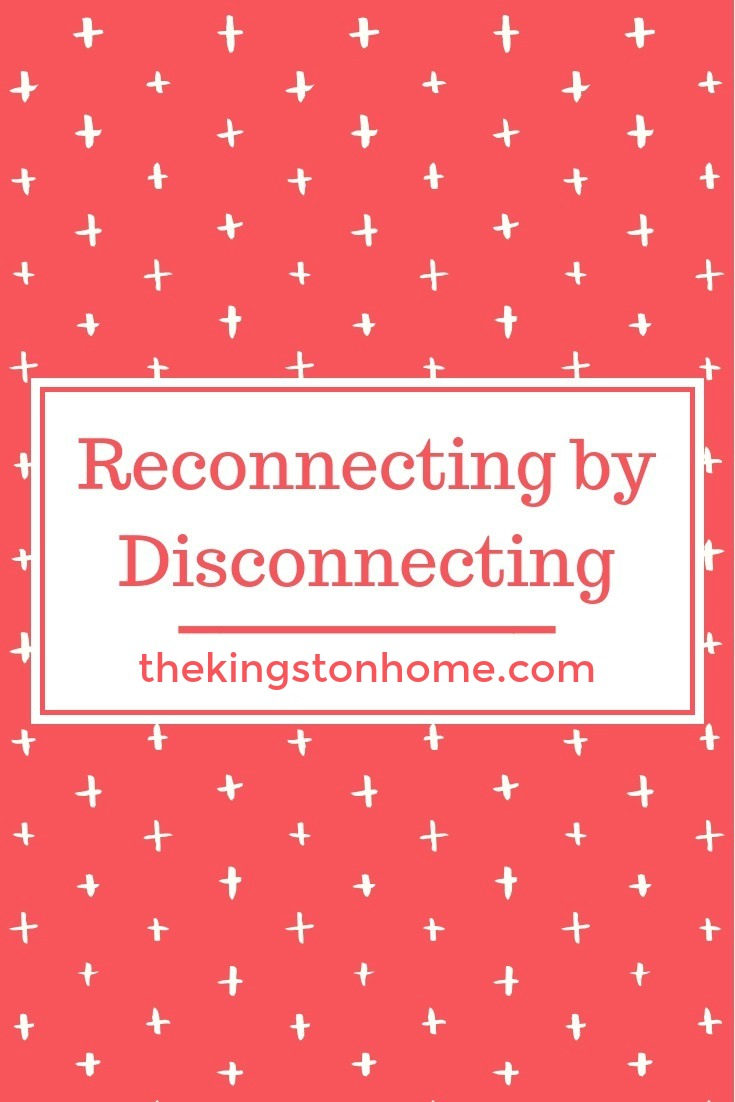 Reconnecting by Disconnecting - The Kingston Home: Reconnecting by Disconneting - By the time you read this, I will literally be winging my way across the world for a MUCH needed, long anticipated, hastily planned three week trip to Europe with my husband Don. via @craftykingstons