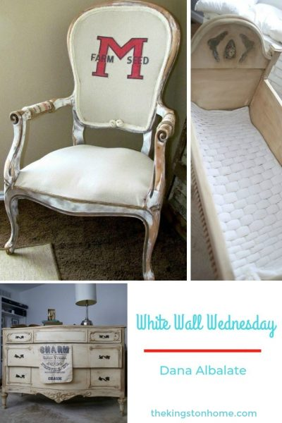 White Walls Wednesday – Dana Albalate - The Kingston Home
