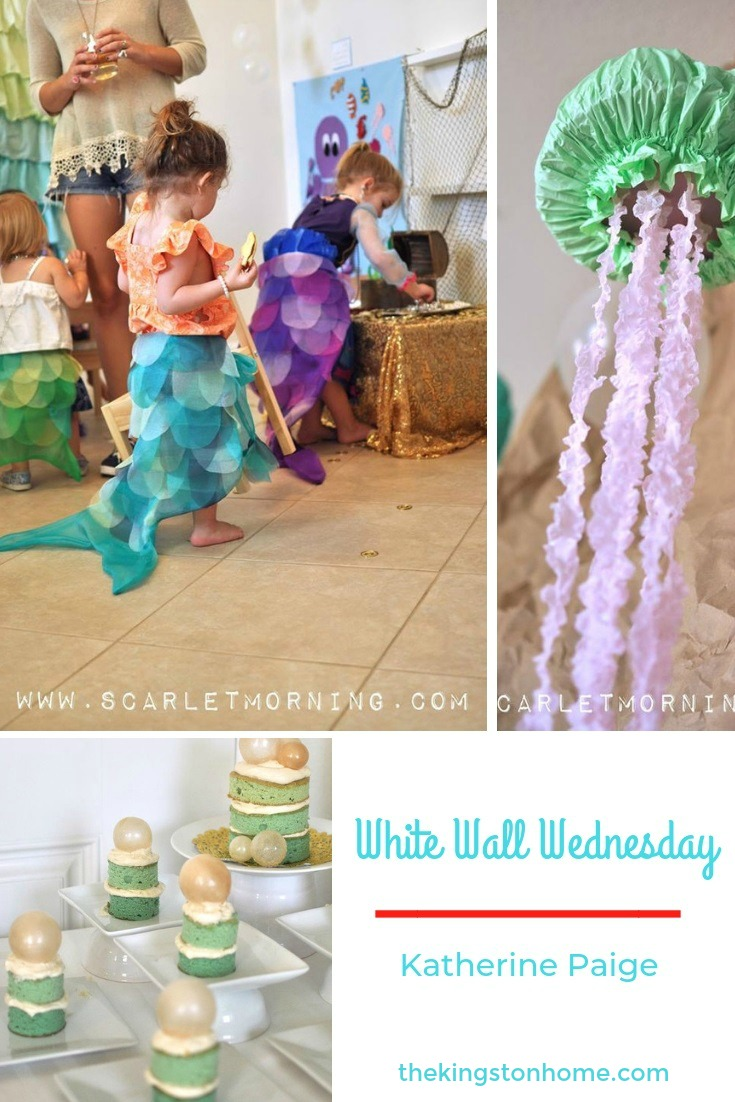 White Walls Wednesday – Katherine Paige - The Kingston Home: White Walls is an online community dedicated to helping military families make home wherever Uncle Sam sends them. Every Wednesday I will be introducing you to a military spouse and sharing his/her creativity and a little bit about them. Today, we will meet Katherine Paige who is the creator of Scarlet Morning! via @craftykingstons