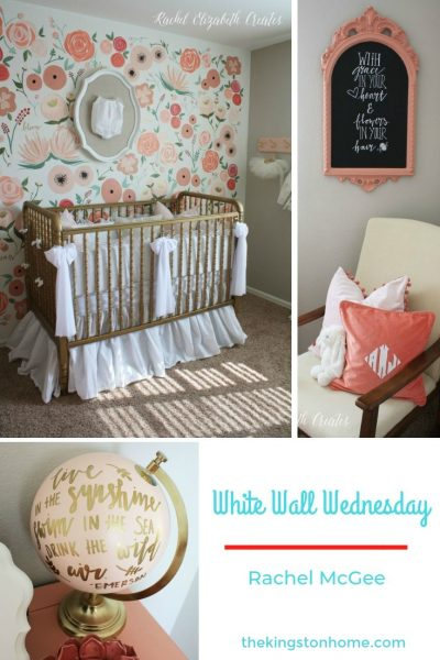 White Walls Wednesday – Rachel McGee - The Kingston Home
