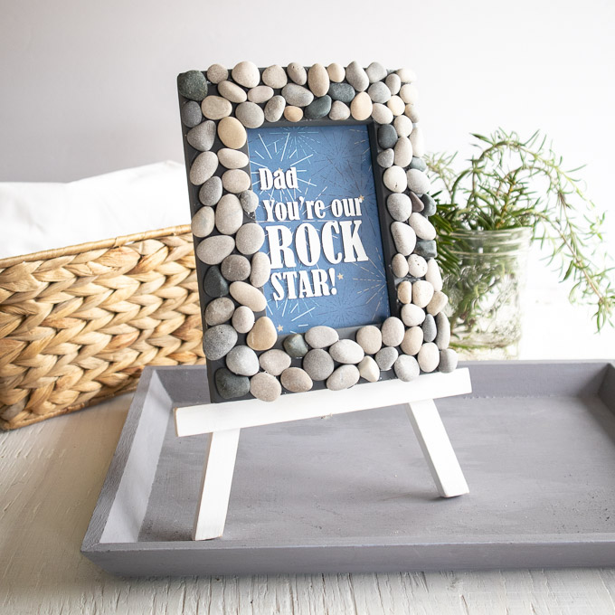 Fathers Day Rock Star Frame