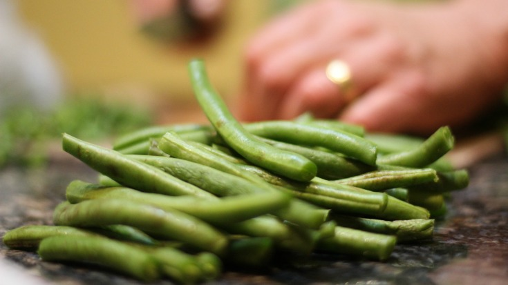 most rewarding vegetables to grow green beans