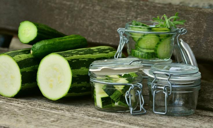 most rewarding vegetables to grow zucchini