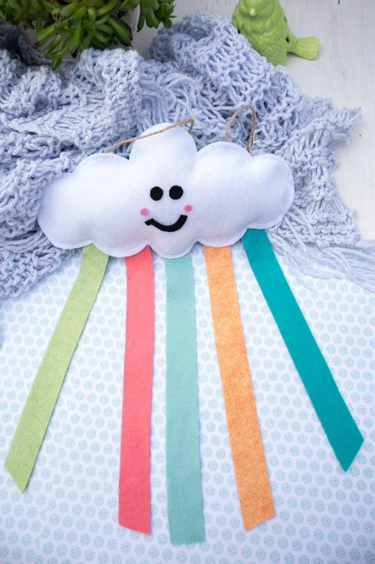 felt cloud