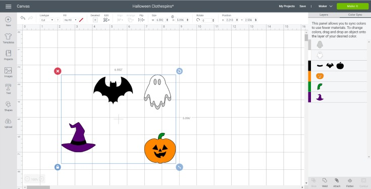 halloween svgs in cricut design space