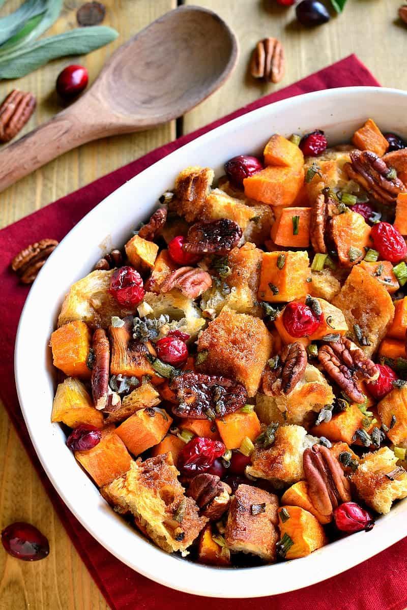 Sweet Potato Cranberry Pecan by Lemon Tree Dwelling