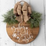 christmas farmhouse wall decor