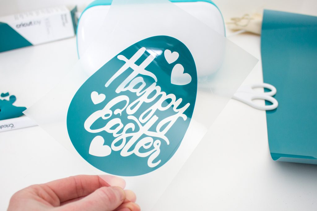 Cricut Joy Easter Egg SVG file