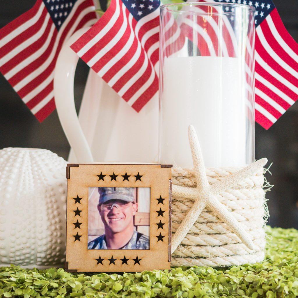 happy memorial day help heal veterans candleholders
