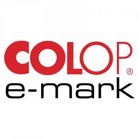 Colop e-mark Logo