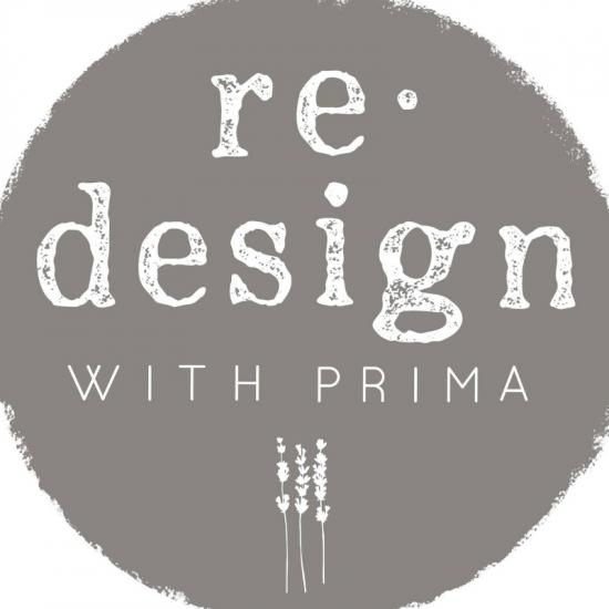 Re Design with Prima Logo